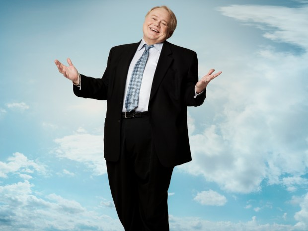 Louie Anderson brings his family-themed comedy routine to Saratoga in early April. Photo contributed.