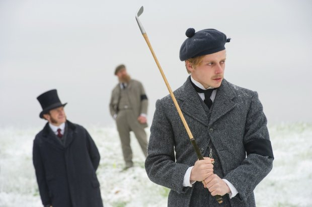 "Jack Lowden plays young Tom Morris in ""Tommy's Honour."" (RoadsideAttractions)"