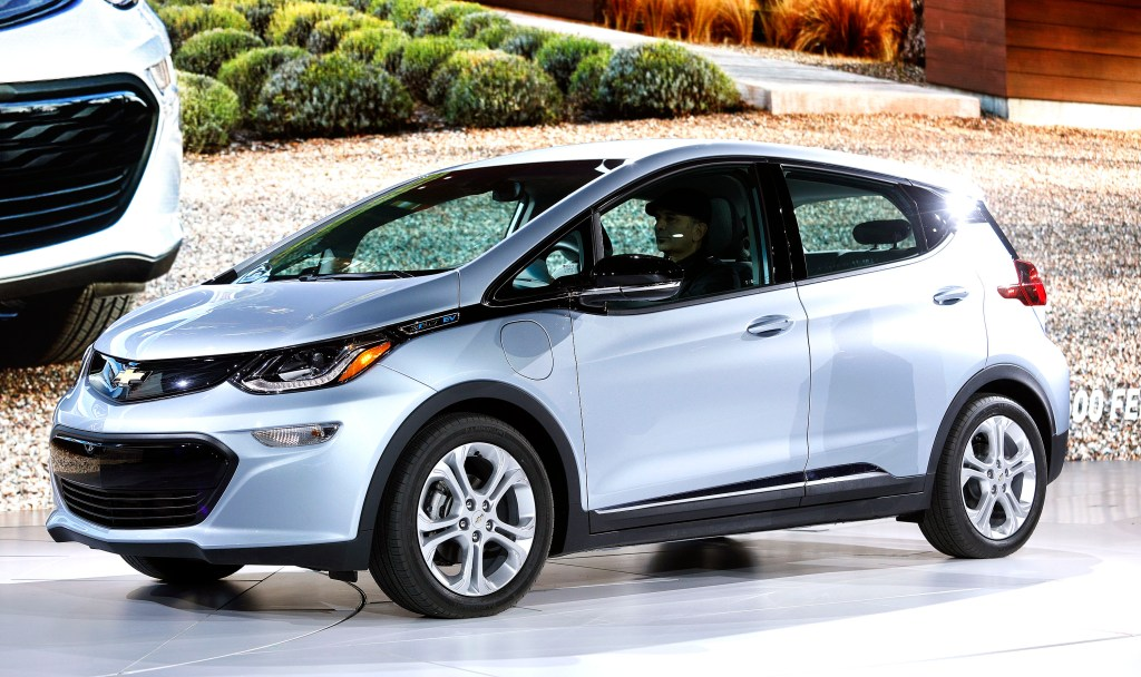 Chevrolet Bolt Why Electric Car Sales Are Slow