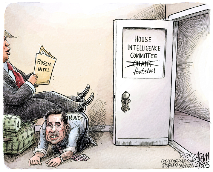 Adam Zyglis / Buffalo News