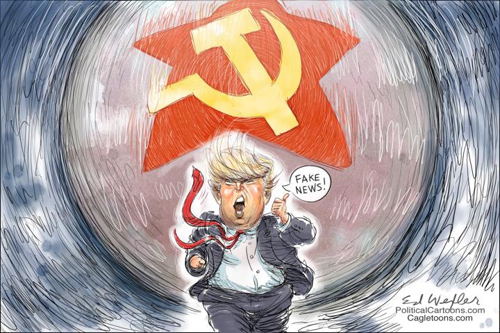 Ed Wexler / politicalcartoons.com