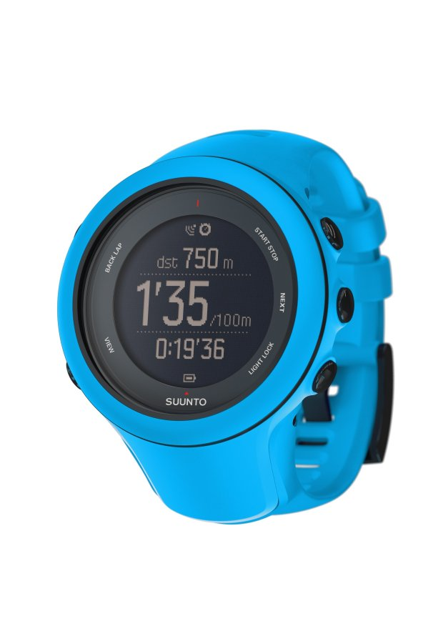 The Suunto Ambit3 Sport (courtesy of Suunto).