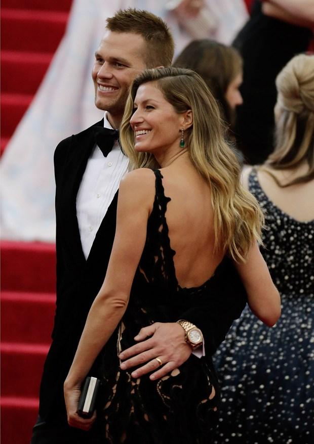 Tom Brady happy that Gisele Bundchen earns more than him