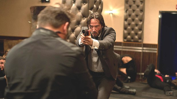 "Keanu Reeves in ""John Wick: Chapter 2."" (Summit Entertainment)"