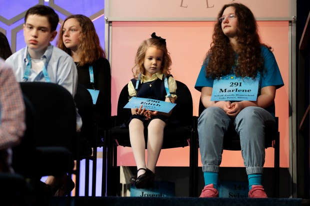 National Spelling Bee: How Bay Area kids and 6-year-old fared
