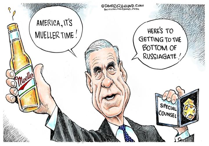 Image result for trump mueller funny
