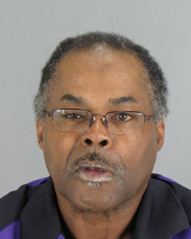Kevin Baker, 57, a FedEx driver, is accused of burglarizing Bay Area homes while on on the job, according to Menlo Park police.