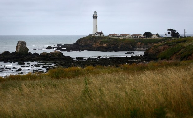 Pigeon Point Lighthouse, built in 1871 near Pescadero, needs $8 million in repairs so it can be reopened to the public.