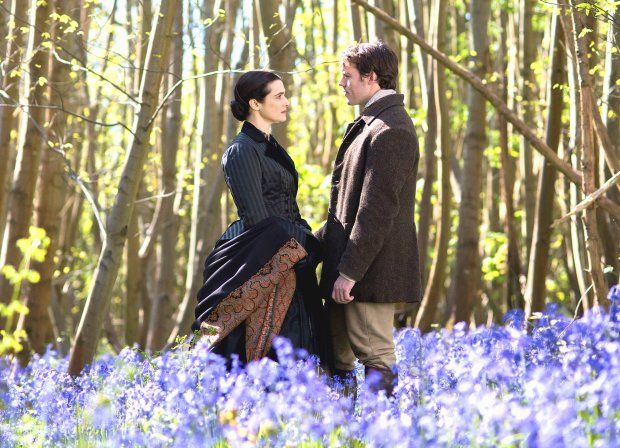 "Rachel Weisz and Sam Claflin in ""My Cousin Rachel."" (Nicola Dove/FoxSearchlight Pictures)"