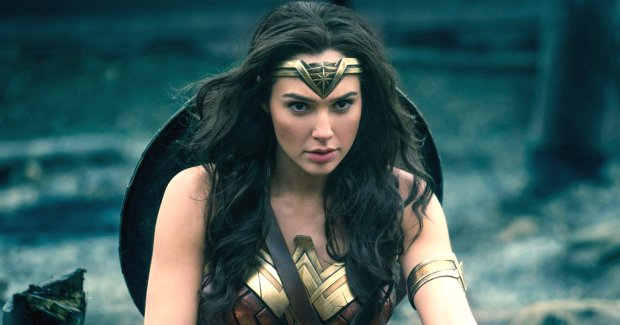 "Gal Gadot plays the title role in ""Wonder Woman."" (Clay Enos/Warner Bros.Entertainment)"