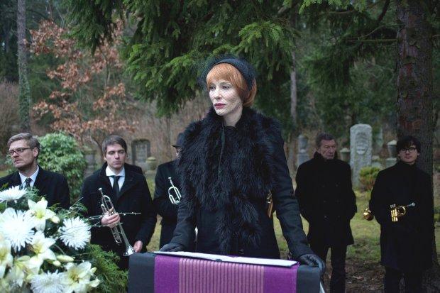 """Cate Blanchett in """"Manifesto."""" (Julian Rosefeldt/FilmRise)"""