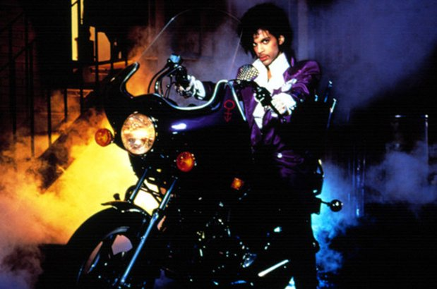 "Waterfront Flicks, at Oakland's Jack London Square, kicks of June 8 with ""Purple Rain."" (Warner Home Video)"