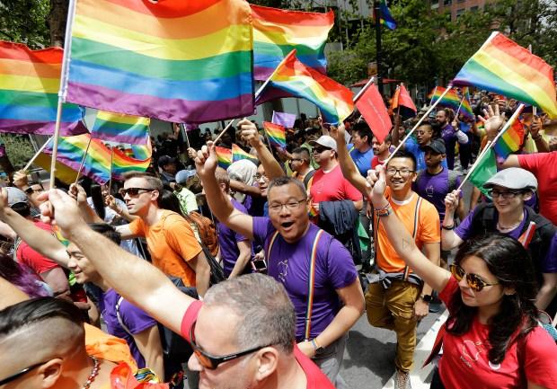 Gay Parade San Francisco 2019