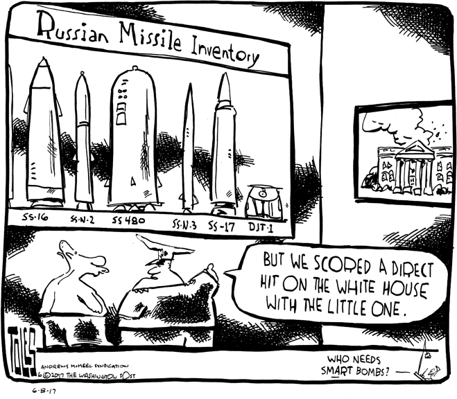 Tom Toles / Washington Post