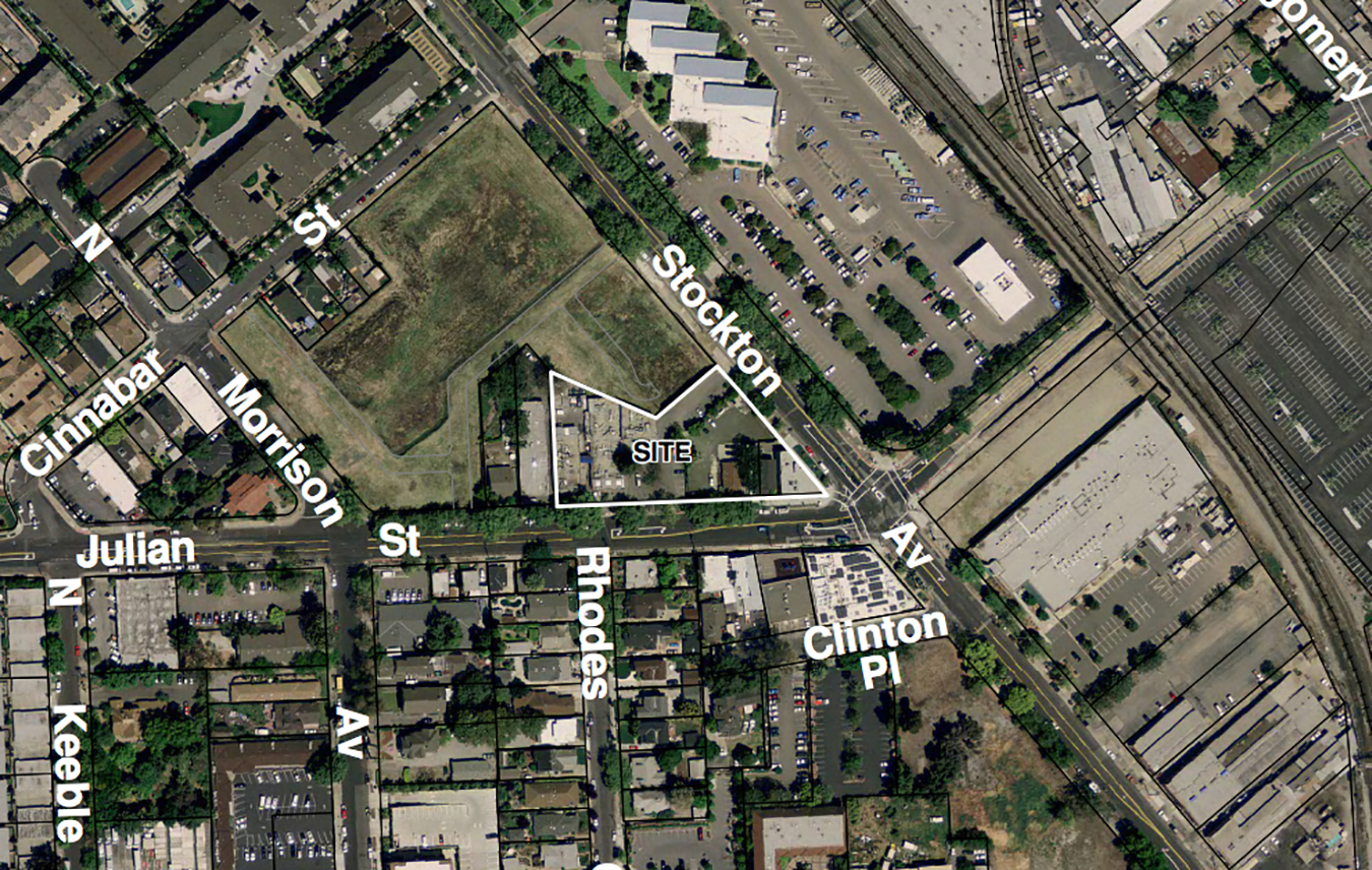 San Jose developers plan urban village near Diridon Station