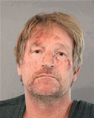 Gary Emil Coslovich, 49, of San Jose, was arrested on suspicion of assaulting a CHP officer after reportedly causing several car crashes on Interstate 80 in Solano County on June 17, 2017.