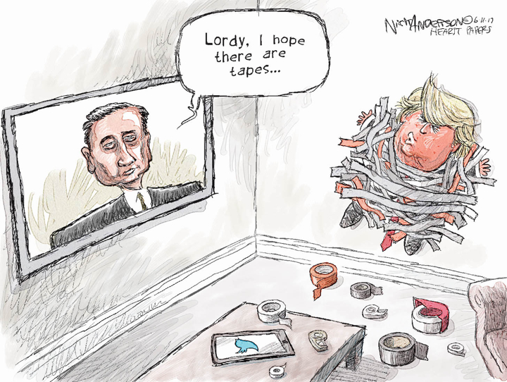 Nick Anderson / Hearst papers