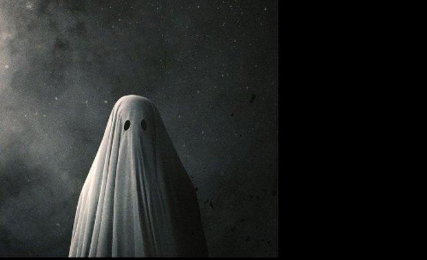 """Casey Affleck plays the ghost in David Lowery's """"A Ghost Story."""" (A24)"""