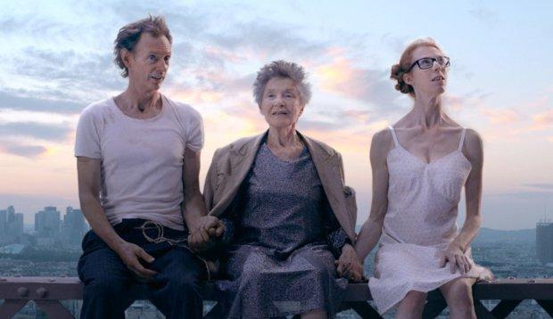 """Dominique Abel, Emmanuelle Riva and Fiona Gordon in """"Lost in Paris.""""(Oscilloscope)"""