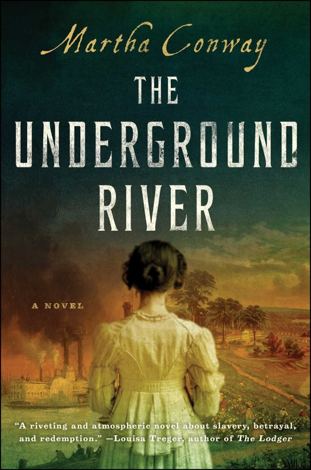 Books: Bay Area author Martha Conway goes home (again) for 'Underground River'