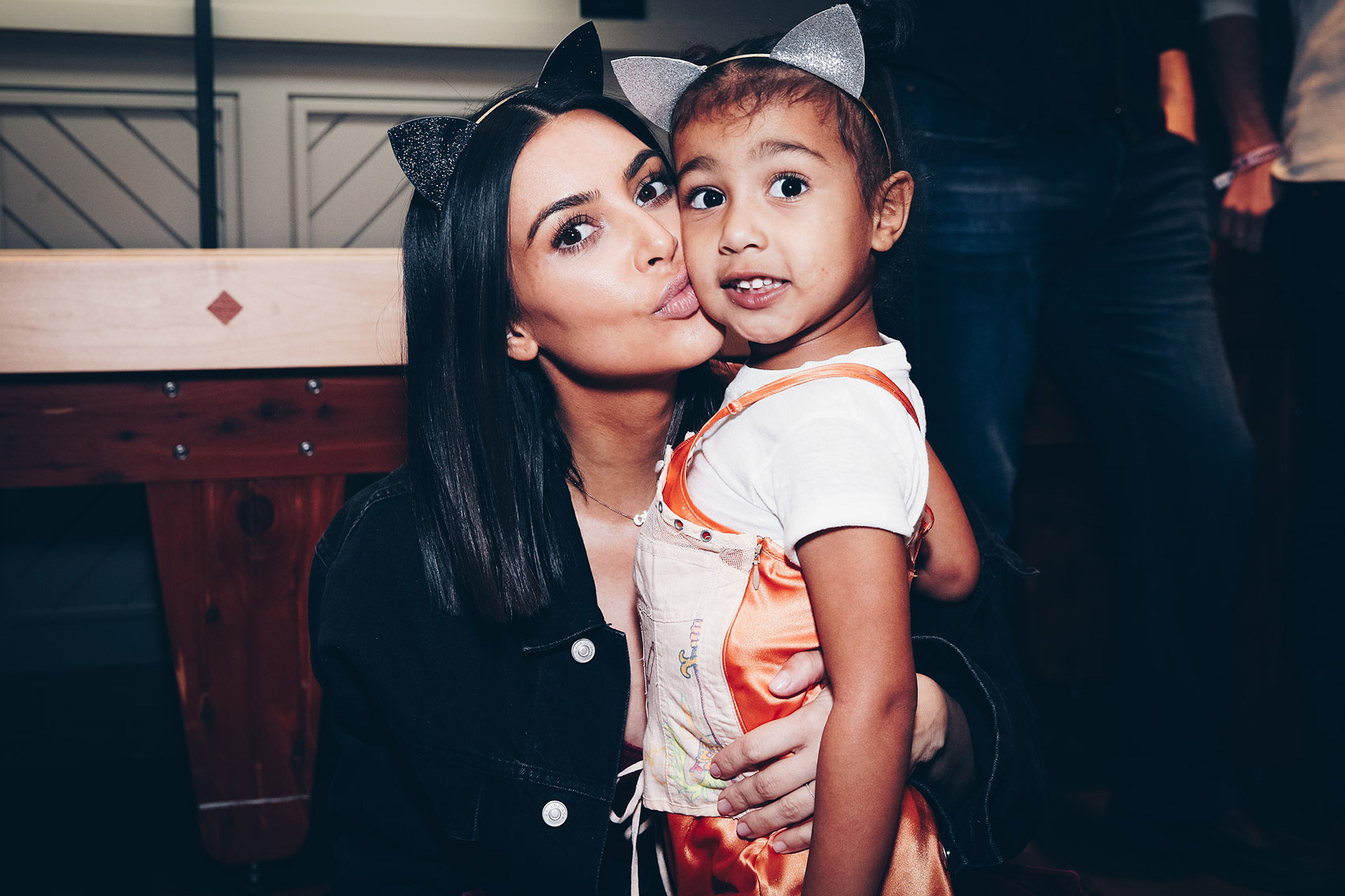 Kim Kardashian defends styling North in dress that looks like corset