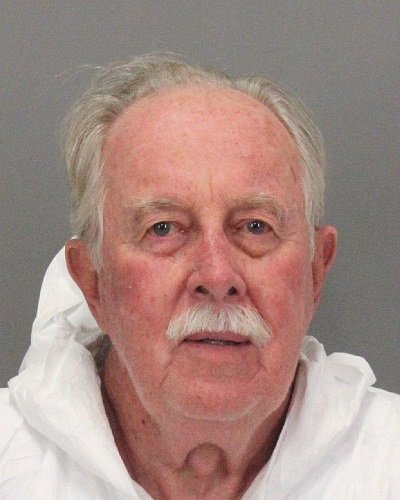 Richard Lane, 79 of Sunnyvale, was arrested Saturday on suspicion ofattempted murder. Courtesy Santa Clara County Office of the Sheriff