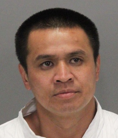 Tan Nguyen, 40, of San Jose, was arrested in connection with a burglary July 17, 2017 of a Verizon Wireless store in Cupertino.