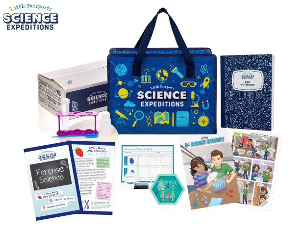 Little Passports Science Expedition Kit (Courtesy: Little Passports. Wehave permission to use online and across sister publications)