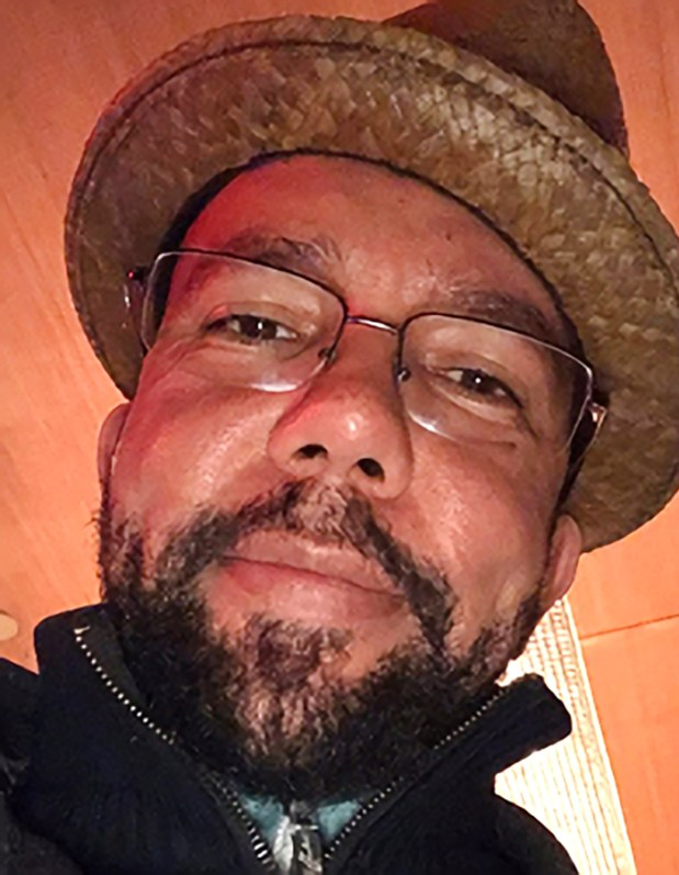 """Photo courtesy of Montalvo Arts Center.Walter Kitundu, a sound installation and former Lucas Artist Fellow at Montalvo has a newly commissioned work on the great lawn, as part of Montalvo's outdoor exhibition, """"Now Hear This!"""""""