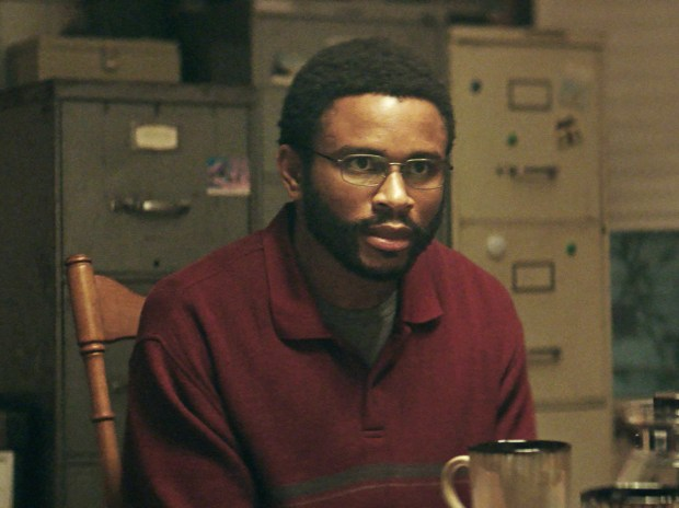 "Nnamdi Asomugha in ""Crown Heights."" (IFC Films)"