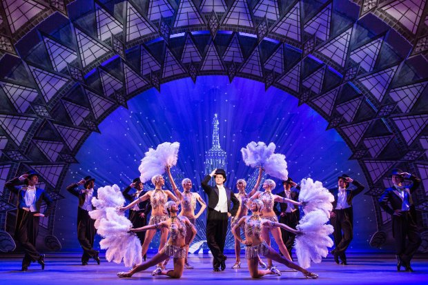 *An American in Paris* Touring Company (*Photo Credit: Matthew Murphy)*