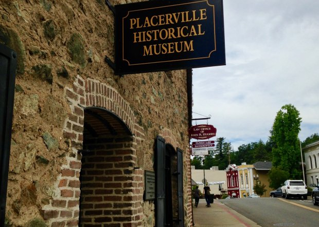 The Placerville Historical Museum offers a blast to the Gold Rush past.(Jackie Burrell/Bay Area News Group)