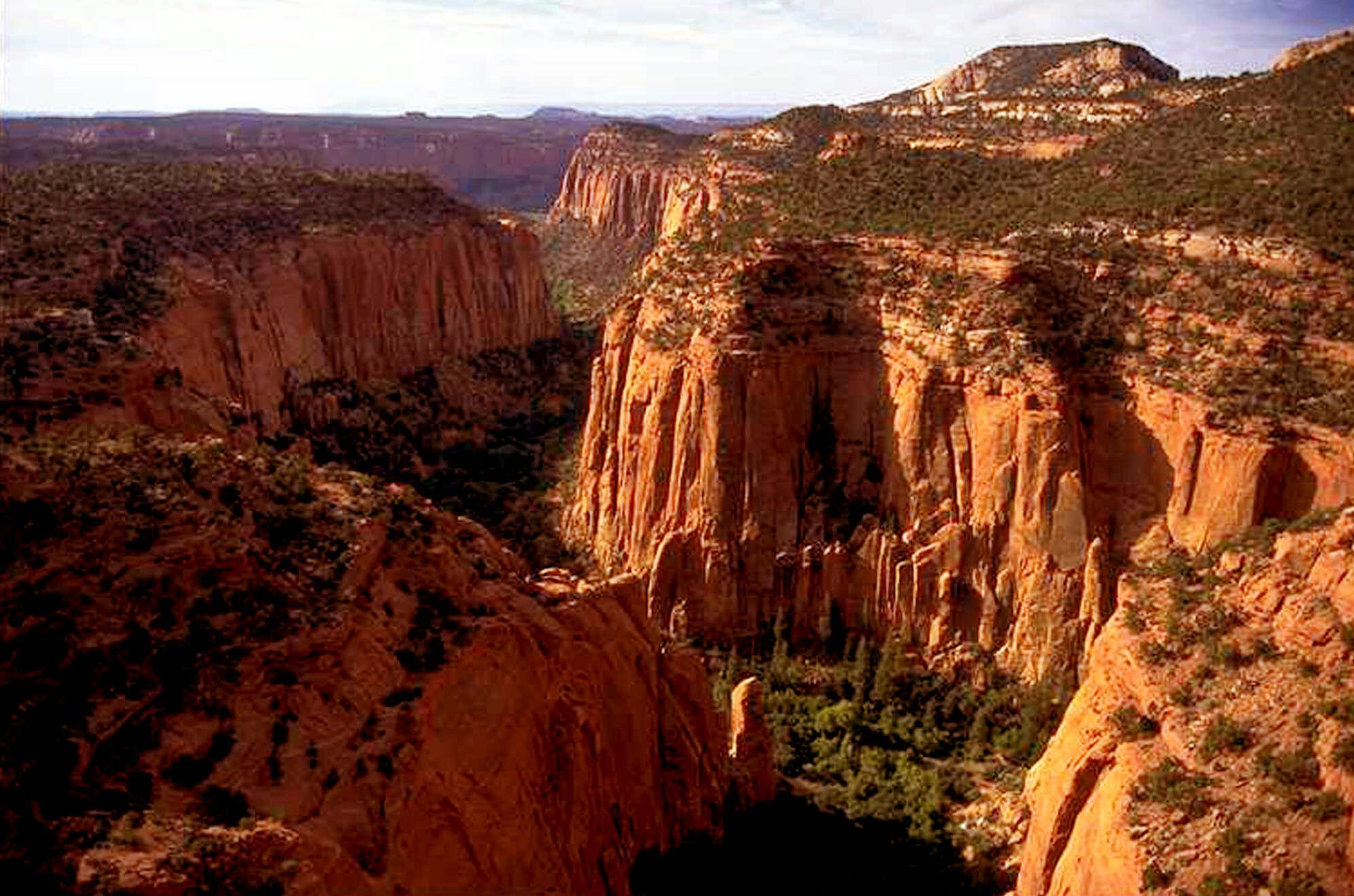 Grand Staircase – Escalante National Monument in Utah was established by President Bill Clinton in 1996