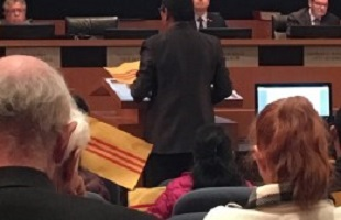 Milpitas council bans city's display of Socialist Republic of Vietnam flag