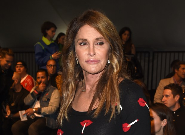 LOS ANGELES, CA - JUNE 10: Caitlyn Jenner attends the Moschino Spring/Summer 17 Menswear and Women's Resort Collection during MADE LA at L.A. Live Event Deck on June 10, 2016 in Los Angeles, California. (Photo by Kevin Winter/)
