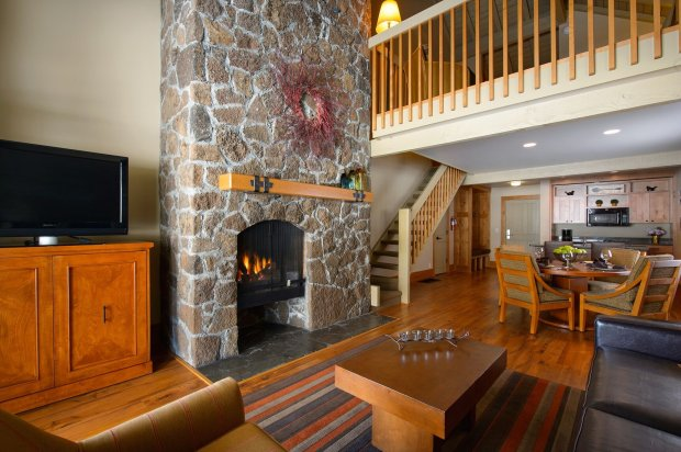 A view of the Ponderosa Suite at Sunriver (Sunriver)