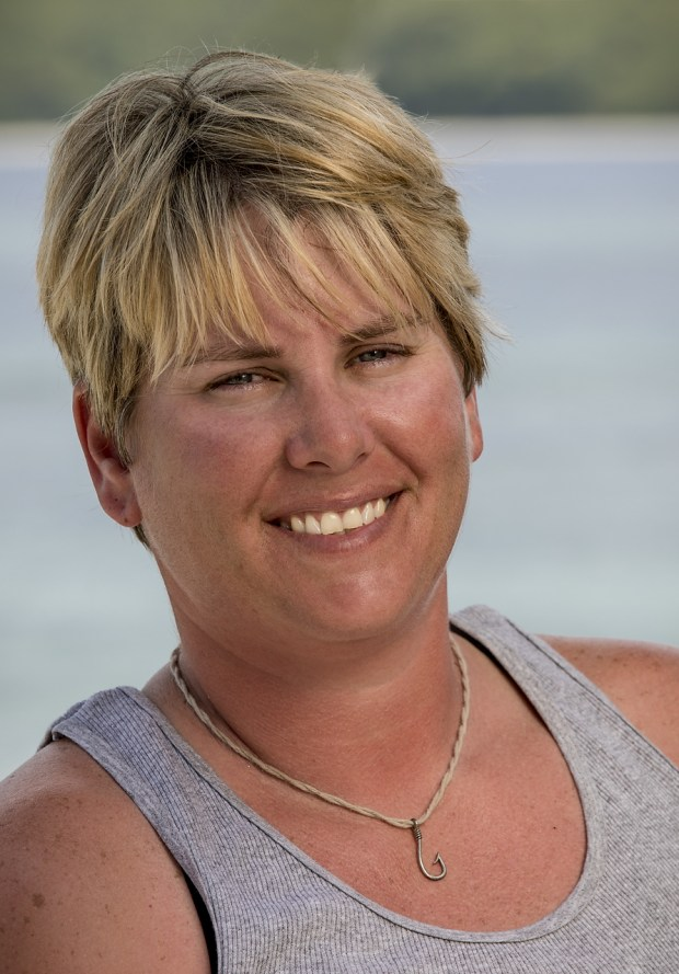 """Lauren Rimmer, will be one of the 18 castaways competing on SURVIVOR this season, themed """"Heroes vs. Healers vs. Hustlers,"""" when the Emmy Award-winning series returns for its 35th season premiere on, Wednesday, September 27 (8:00-9:00 PM, ET/PT) on the CBS Television Network. Photo: Robert Voets/CBS Ì?å©2017 CBS Broadcasting, Inc. All Rights Reserved."""