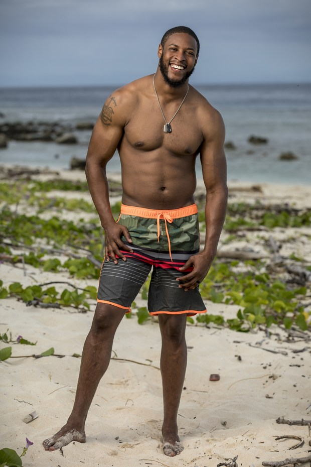 """Alan Ball, will be one of the 18 castaways competing on SURVIVOR this season, themed """"Heroes vs. Healers vs. Hustlers,"""" when the Emmy Award-winning series returns for its 35th season premiere on, Wednesday, September 27 (8:00-9:00 PM, ET/PT) on the CBS Television Network. Photo: Robert Voets/CBS �?�2017 CBS Broadcasting, Inc. All Rights Reserved."""