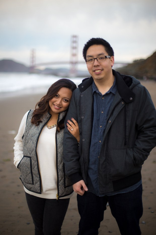 Czarina Rodriguez and Jeff Yuen (Courtesy of Czarina Rodriguez)