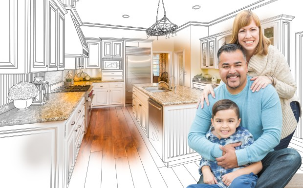 Consulting with your Design Center about your new-construction home can be a time saver