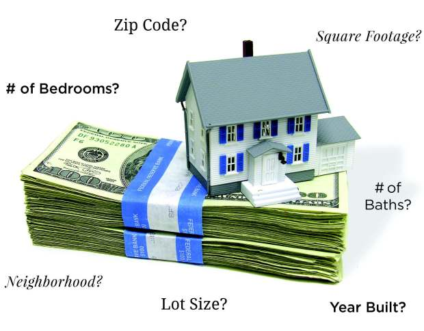 The new tool ChalkBug puts home valuation in the hands of homeowners.