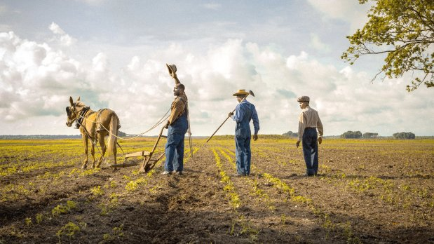 """Mudbound"" opened in theaters and premiered on Netflix Nov. 17. (SteveDietl/ Netflix)"