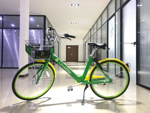 Beast Mode-branded LimeBikes will soon be hitting the streets, thanks to a new partnership with the Oakland native and Raiders' running back Marshawn Lynch.