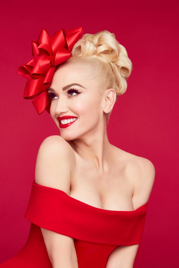 GWEN STEFANI: YOU MAKE IT FEEL LIKE CHRISTMAS -- Pictured: Gwen Stefani -- (Photo by: Jamie Nelson/NBC)