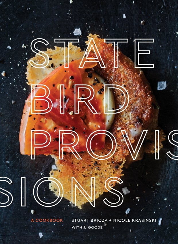 """The new """"State Bird Provisions: A Cookbook"""" brings the crazy popular San Francisco restaurant's cuisine home."""