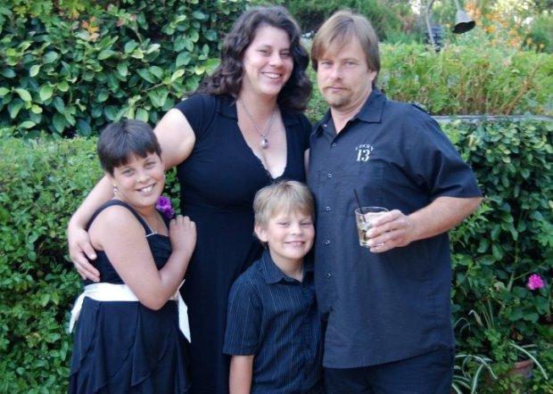 The Shepherd family (Courtesy of Lisa Shepherd)