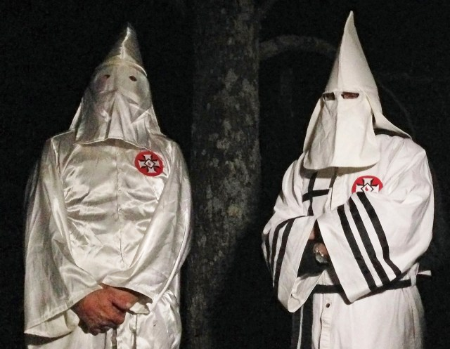 KKK launches recruiting drive in rural Virginia