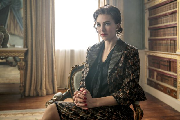 "Vanessa Kirby plays Princess Margaret in ""The Crown."" (RobertViglasky/Netflix)"