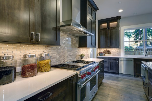 The right countertop will lend both functionality and style to your kitchen. (Dreamstime)