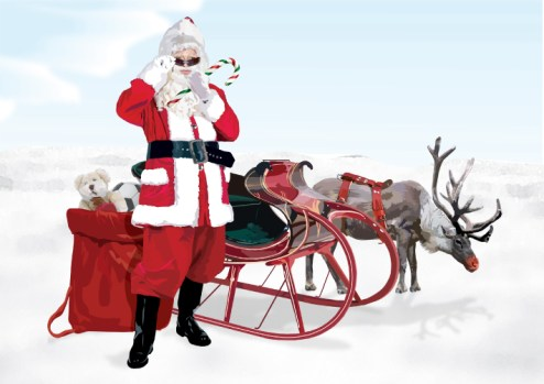 Here Are Some Names And Looks Of Santa Claus In Other